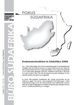 Kommunalwahlen in Südafrika 2006