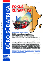 Südafrika im Spagat zwischen Wirtschaftskrise und Wahlkampf